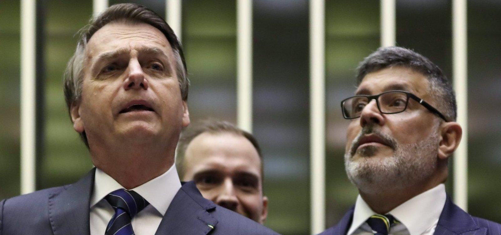 ['Me perguntou se o príncipe era gay', diz Frota sobre desistência de Bolsonaro de tornar Luiz Philippe vice]