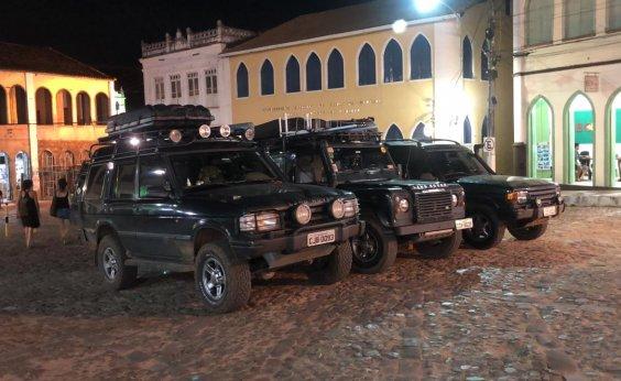 [Lençóis: 11º Encontro de Land Rover divulga programação]
