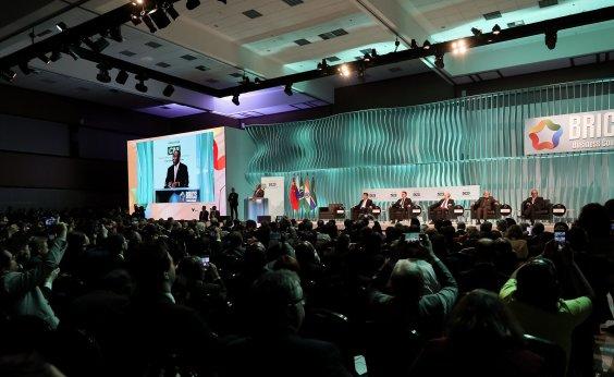 [Falha logística faz membros de delegações do Brics desistirem de encontros em Brasília]