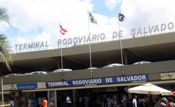 [Feriadão: rodoviária de Salvador deve receber mais de 20 mil passageiros]