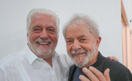 [Wagner diz que medir Lula por discurso após saída da prisão é 'equívoco'']