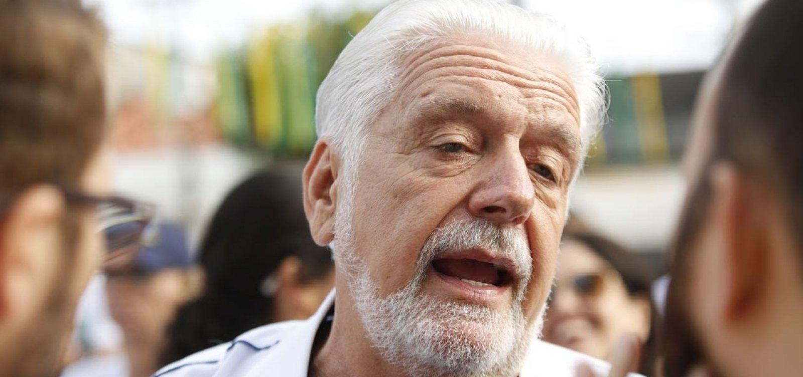 [Wagner defende três candidaturas da base de Rui para Prefeitura de Salvador]
