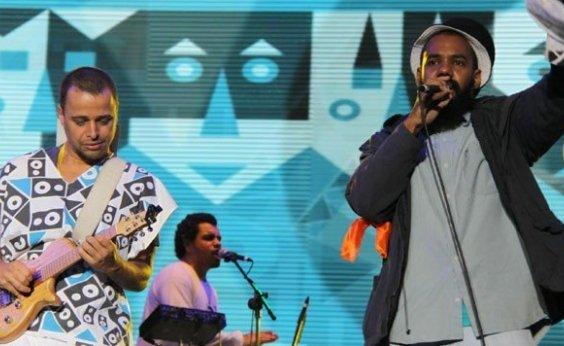 [No Grammy Latino, BaianaSystem ganha prêmio de melhor álbum ]