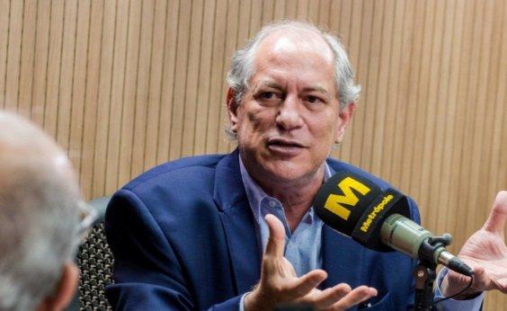 [Ciro Gomes se aproxima do DEM e constrói acordo com ACM Neto para eleições municipais]