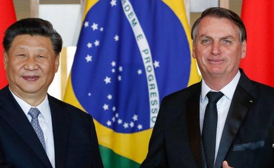 [Bolsonaro pede desculpas por críticas feitas à China]