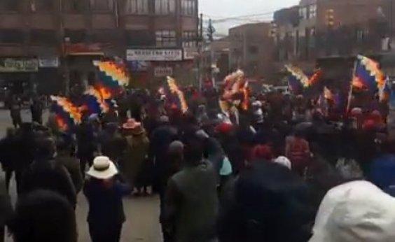 [Bolívia: número de mortos em confronto entre polícia e apoiadores de Evo sobe para 8]