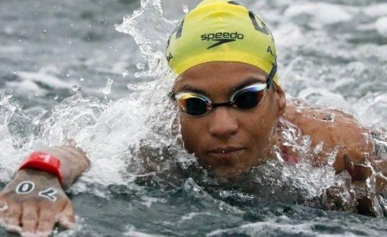 [Ana Marcela vence prova em Inema e se classifica para Sul-Americano de 2020]