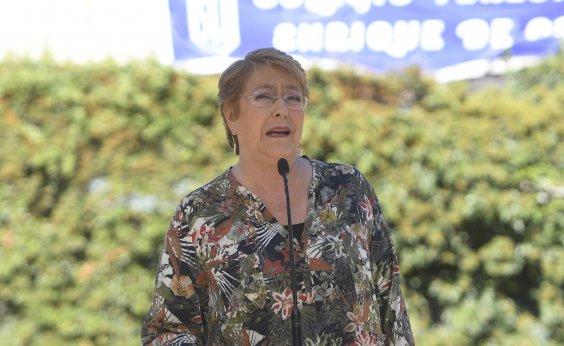 [Michelle Bachelet condena uso excessivo da força policial na Bolívia]