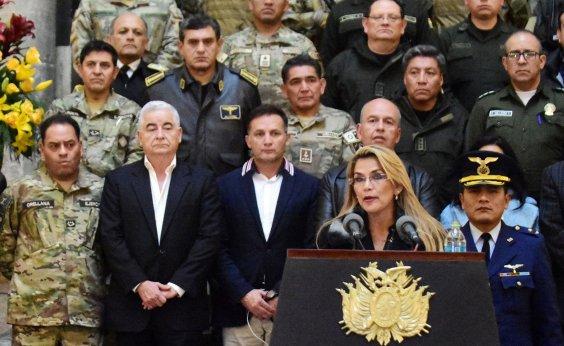[Comissão de Direitos Humanos registra novas mortes na Bolívia]