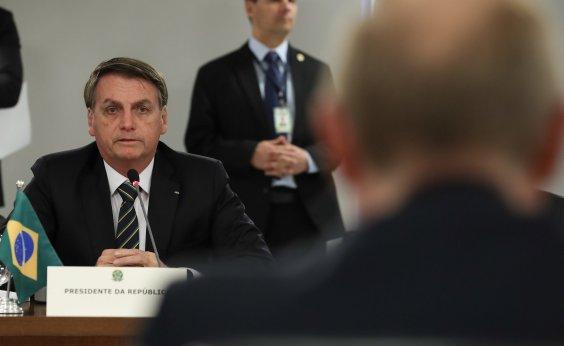 [Bolsonaro e equipe gastam 1,2 milhão com viagens ao exterior]