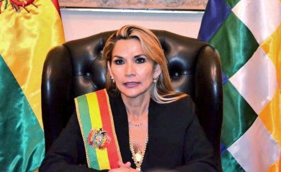 [Presidente da Bolívia diz que anunciará novas eleições em breve]