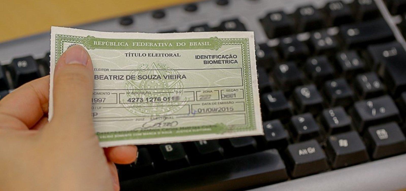 [Unidade móvel do TRE oferece cadastramento biométrico e outros serviços em Salvador]
