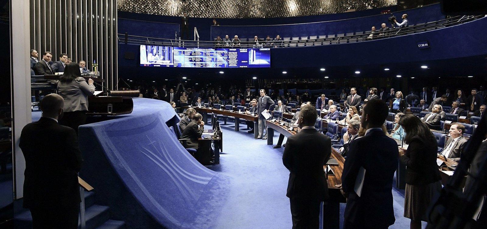 [Senado pode concluir votação da PEC Paralela nesta terça]