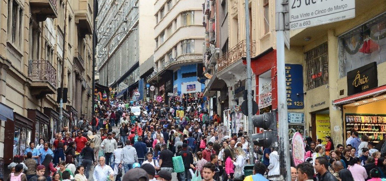 [Taxa de desocupação cai 0,5% na Bahia, mas população fora da força de trabalho aumenta]