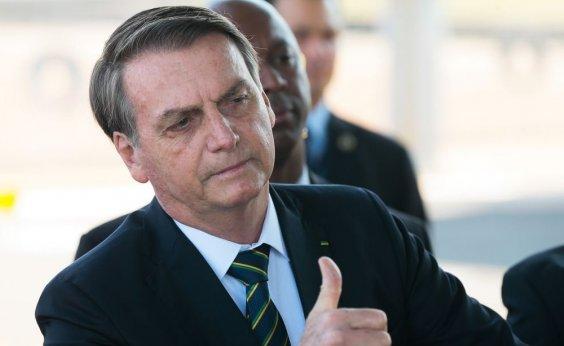 [Bolsonaro assina desfiliação do PSL]