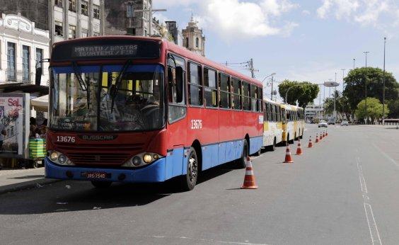 [Linhas de ônibus que passam pelo Centro de Salvador terão horários estendidos]