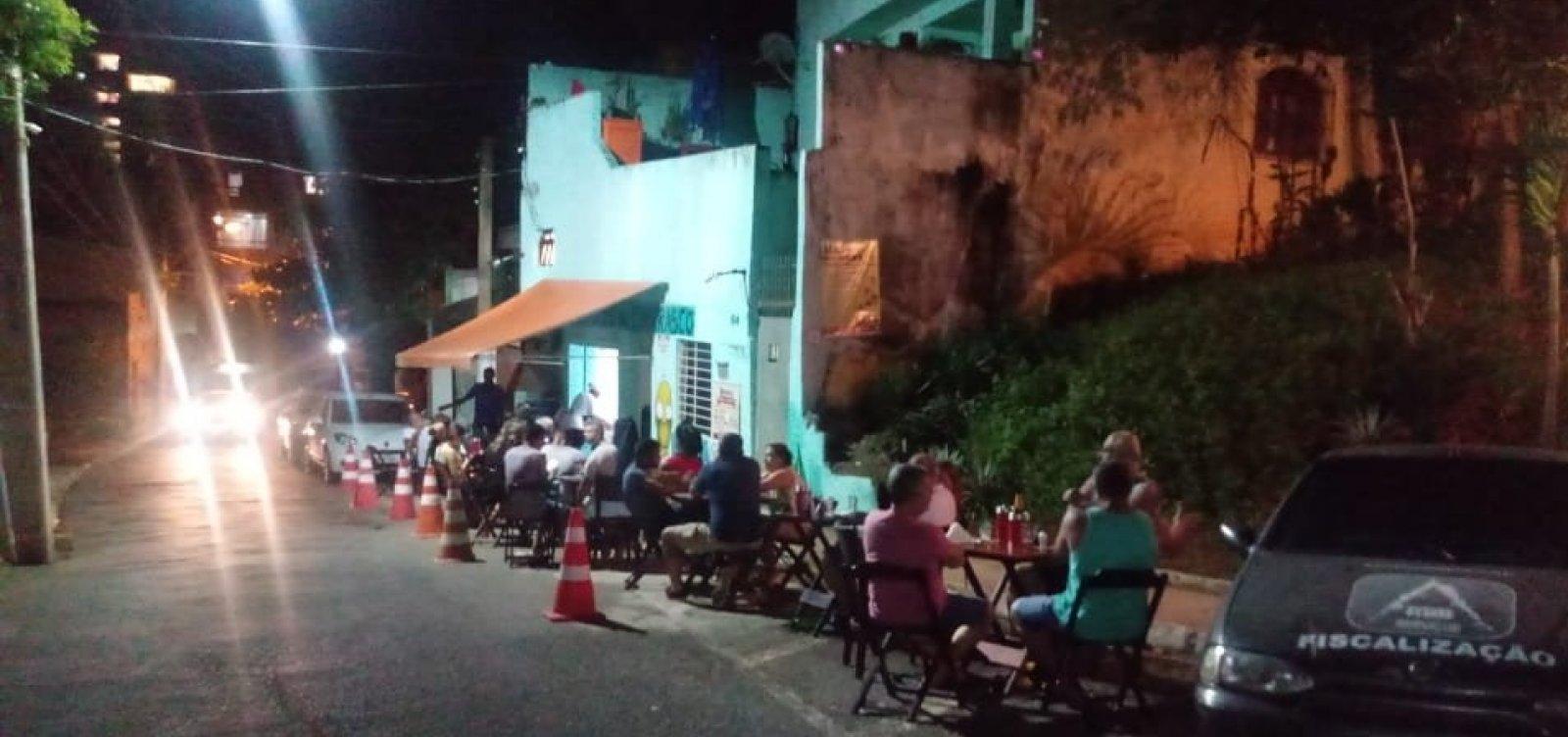 [Você Repórter: moradores reclamam de suposto restaurante irregular no Rio Vermelho]