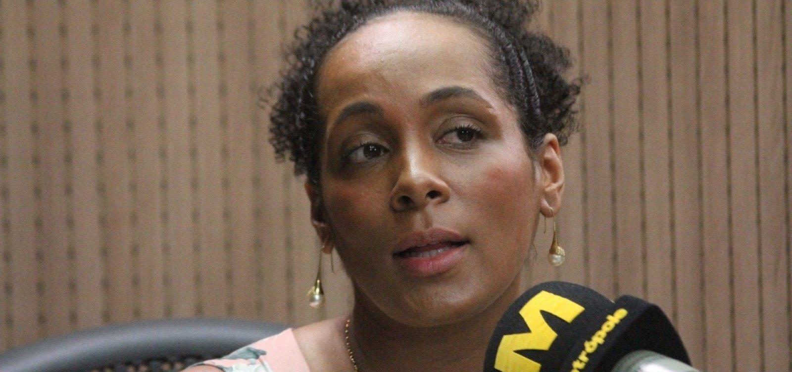 ['Passei 12 anos tentando provar que era promotora', diz Lívia Vaz sobre vivência do racismo]