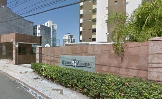 [Sem plano de emergência, adolescente fica preso em elevador de prédio de luxo em Salvador]