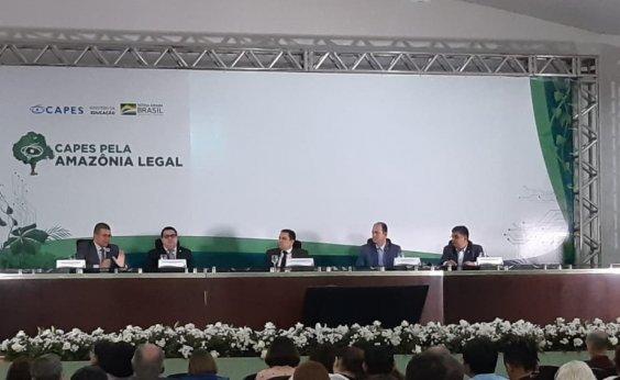 [Capes assina acordo de R$ 80 milhões para pesquisas na Amazônia Legal]