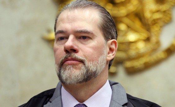[Após mais de 4h, Toffoli vota por restringir uso de informações fiscais sigilosas em investigações]