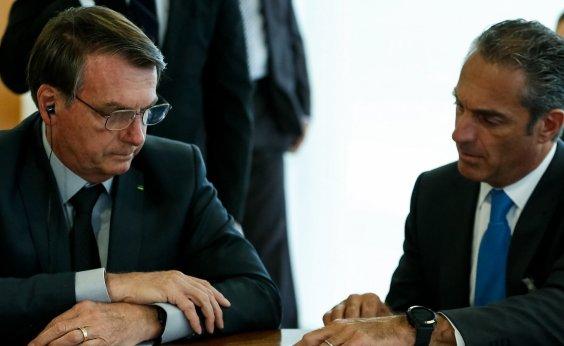 [Após reunião com Bolsonaro, herdeiro de Carlos Slim anuncia intenção de investir R$ 30 bi no país]