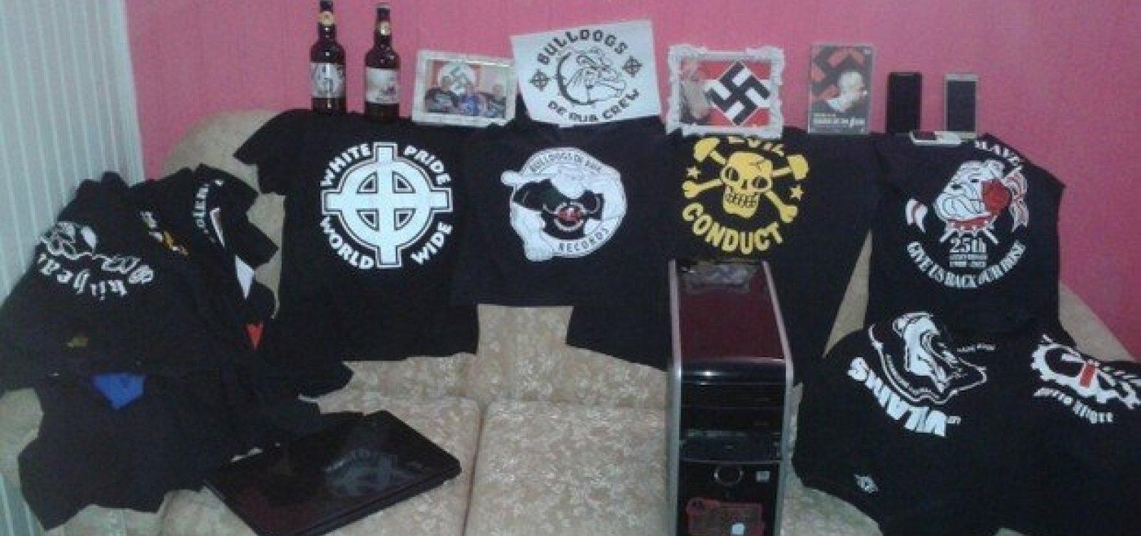 [MP-BA vai apurar existência de grupo neonazista em Feira de Santana]