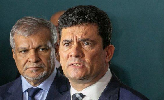 [Moro defende federalização do caso Marielle e vê menção a Bolsonaro como 'disparate']