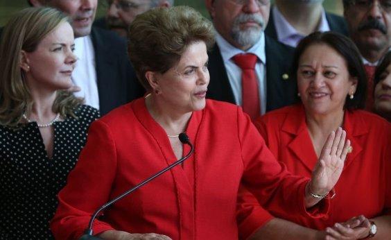 [Ex-presidente Dilma ainda tenta anular processo de impeachment no STF]