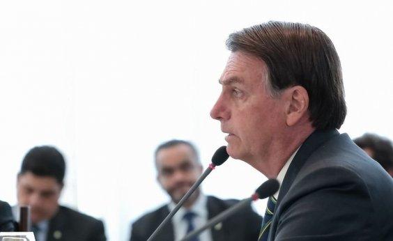 [Bolsonaro envia ao Congresso projeto para isentar militar de pena em operações]