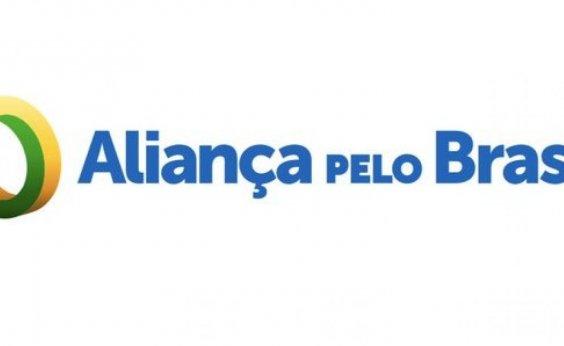 [Partido Aliança pelo Brasil defende Deus, armas e oposição ao comunismo]