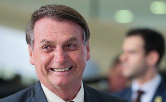 [Bolsonaro escolhe o número 38 para representar novo partido]