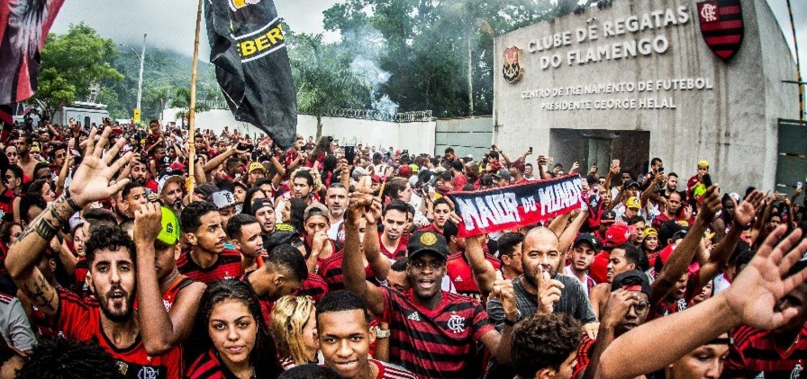 [Flamengo e River Plate disputam final da Libertadores neste sábado]