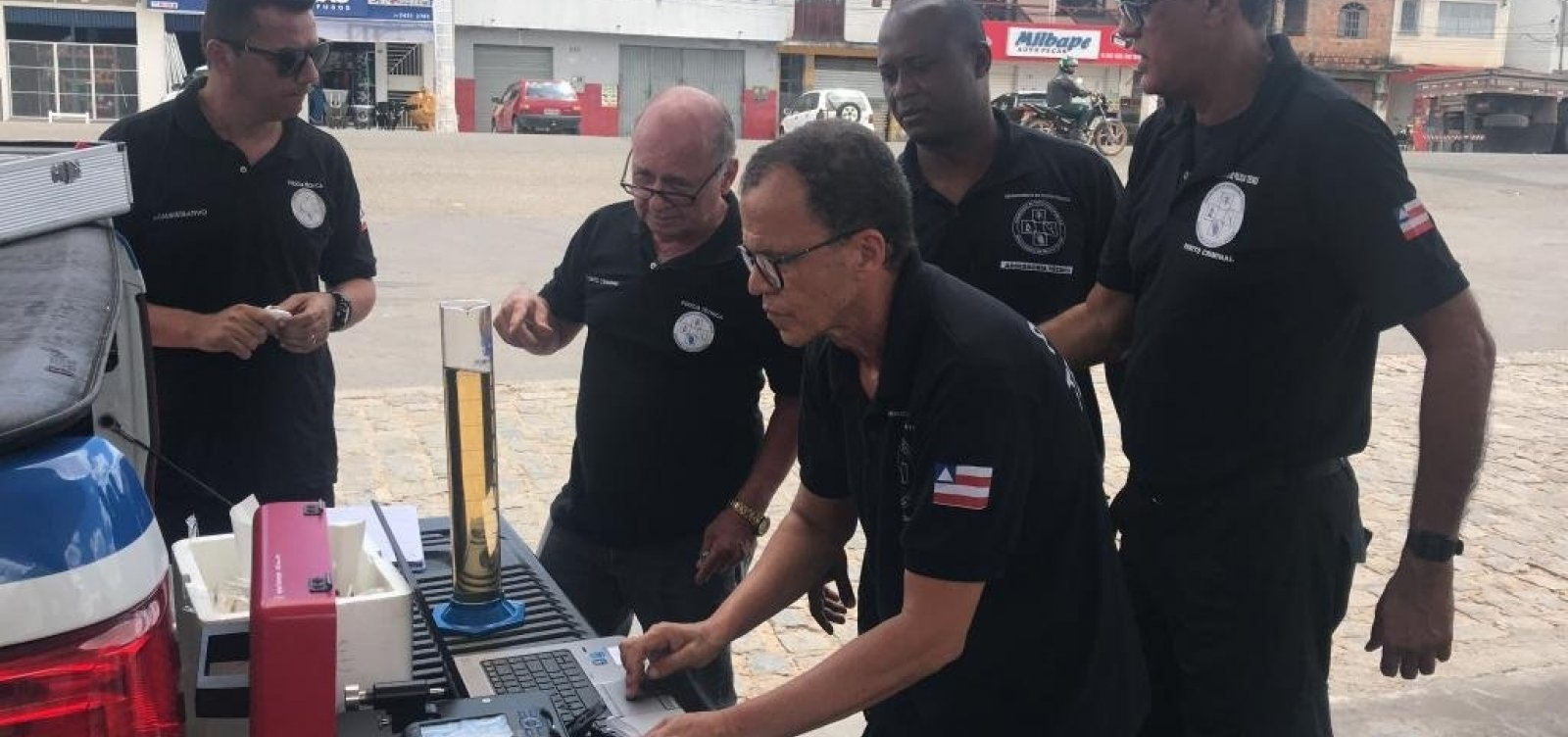 [Anguera: operação flagra posto vendendo gasolina com mais de 90% de etanol]