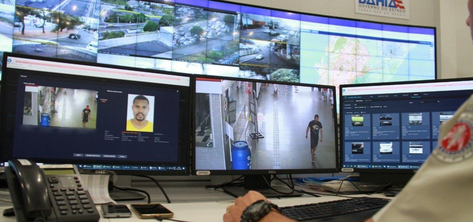 [Bahia lidera o número de abordagens e prisões com reconhecimento facial]