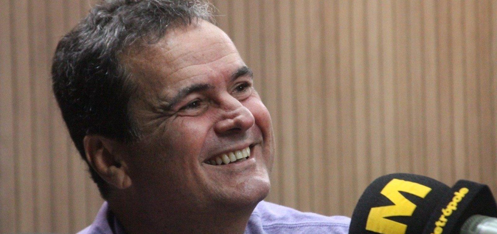 [Ricardo Chaves lembra críticas ao parar de puxar blocos: 'Muita gente torceu o nariz']