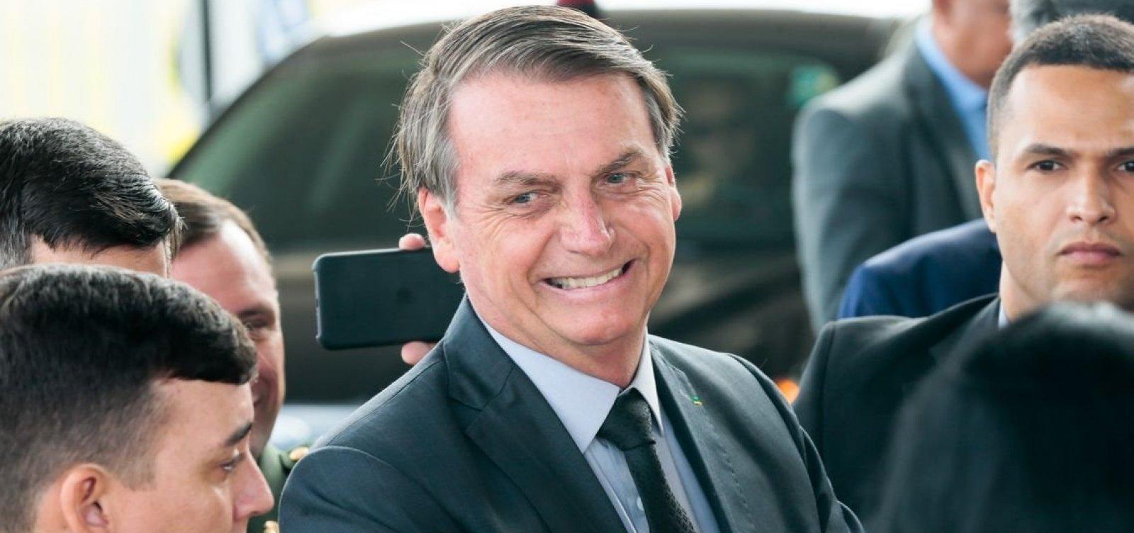 [Bolsonaro pede que Witzel o procure: 'tem que ter humildade']