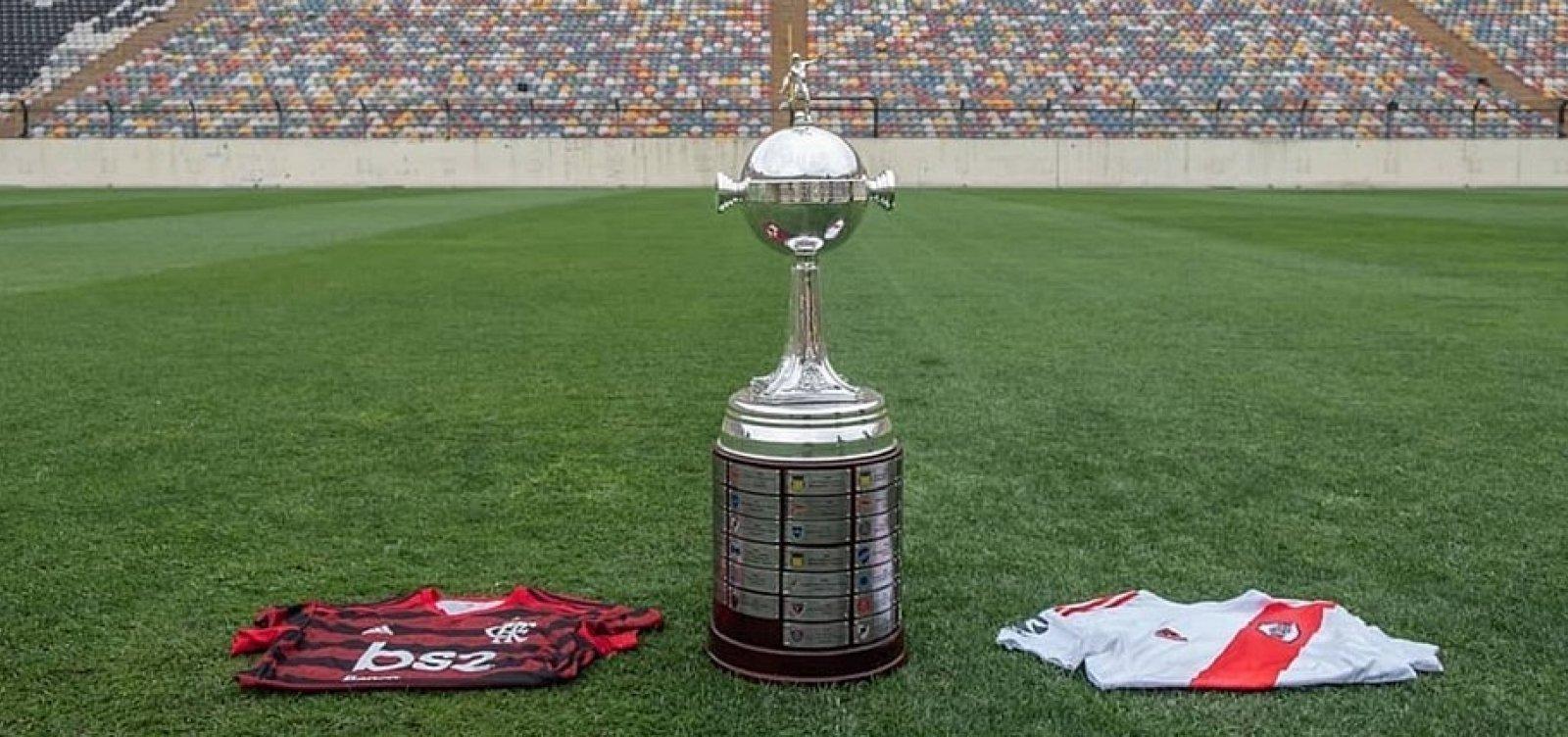 [Mais de 300 equipamentos são roubados de estádio que sedia final da Libertadores]