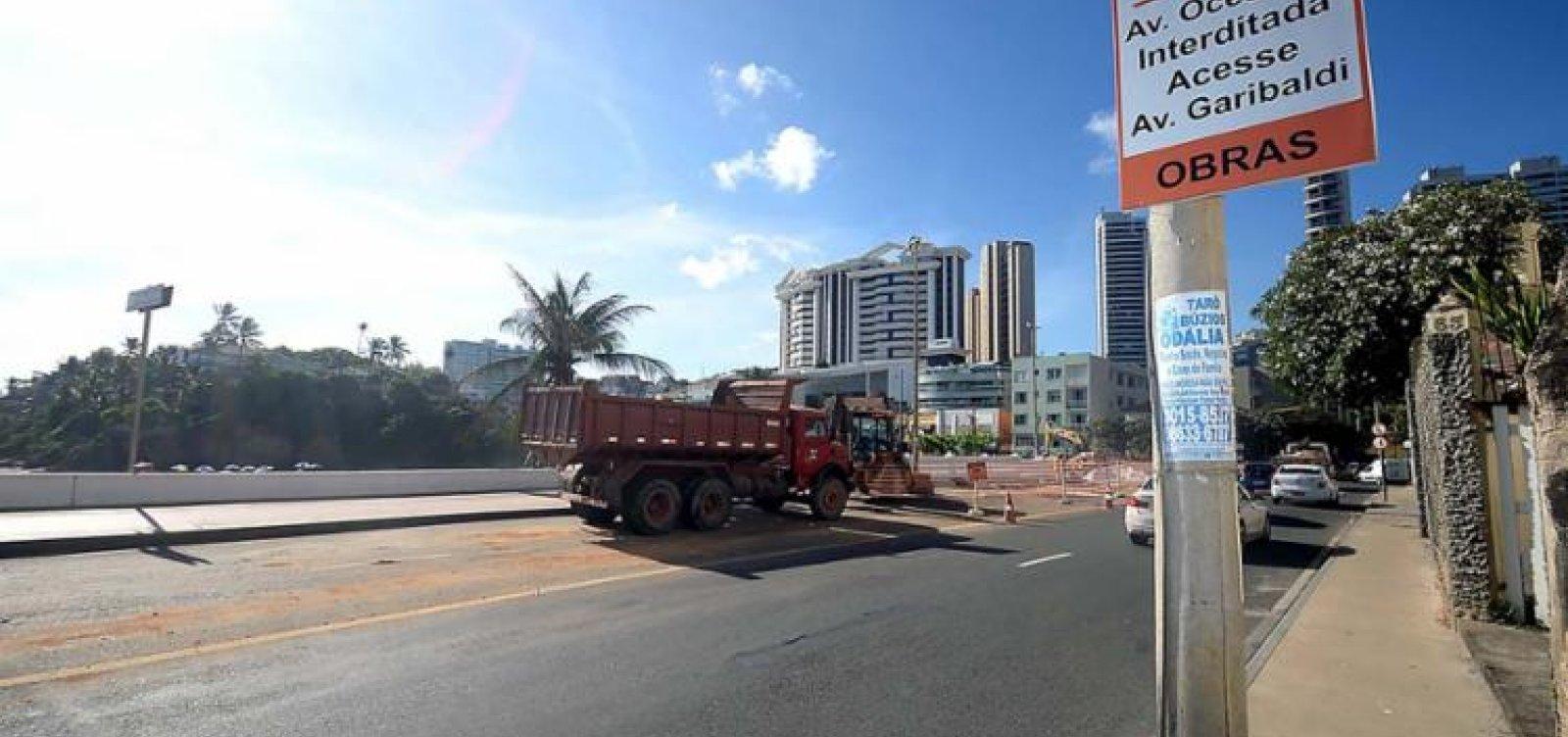[Eventos alteram tráfego de veículos nesse final de semana em Salvador; confira]