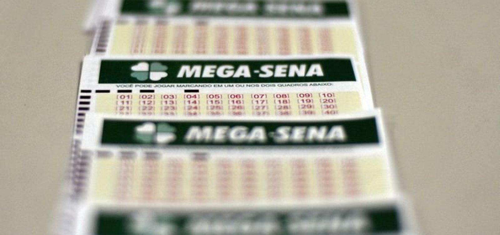 [Mega-Sena sorteia hoje prêmio de R$ 31 milhões]