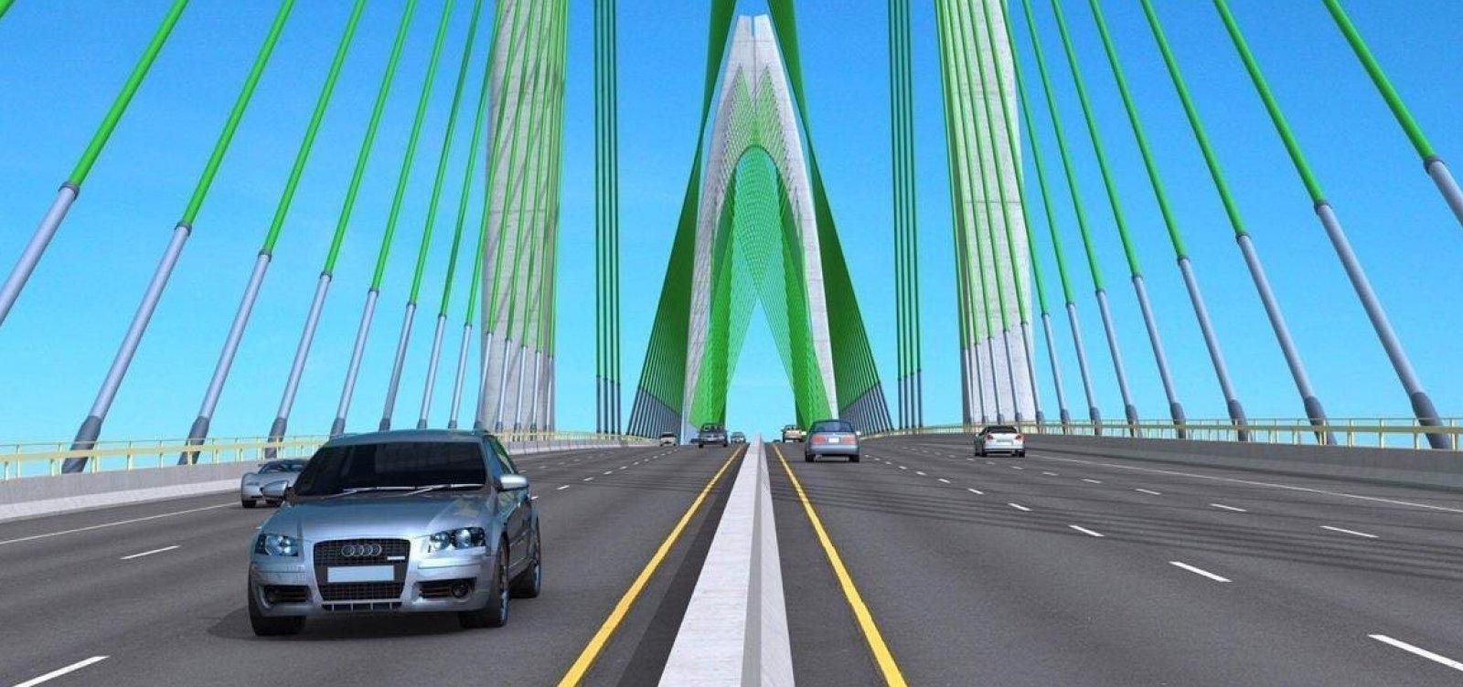 [Simpósio discute ponte Salvador-Itaparica e reconfigurações do recôncavo baiano]