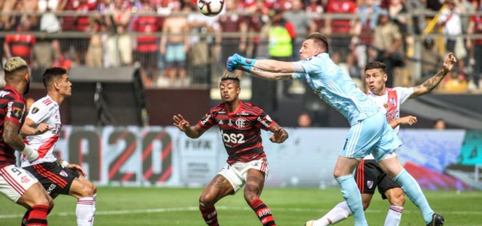 ['Pudemos mostrar como o Flamengo é forte', afirma Bruno Henrique após título da Libertadores]