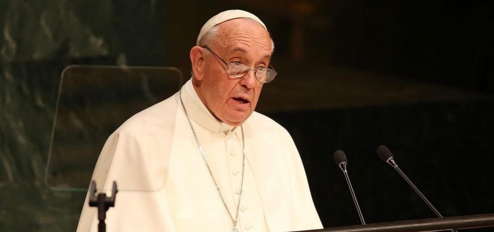 [Em visita ao Japão, papa Francisco pede fim de armas nucleares]