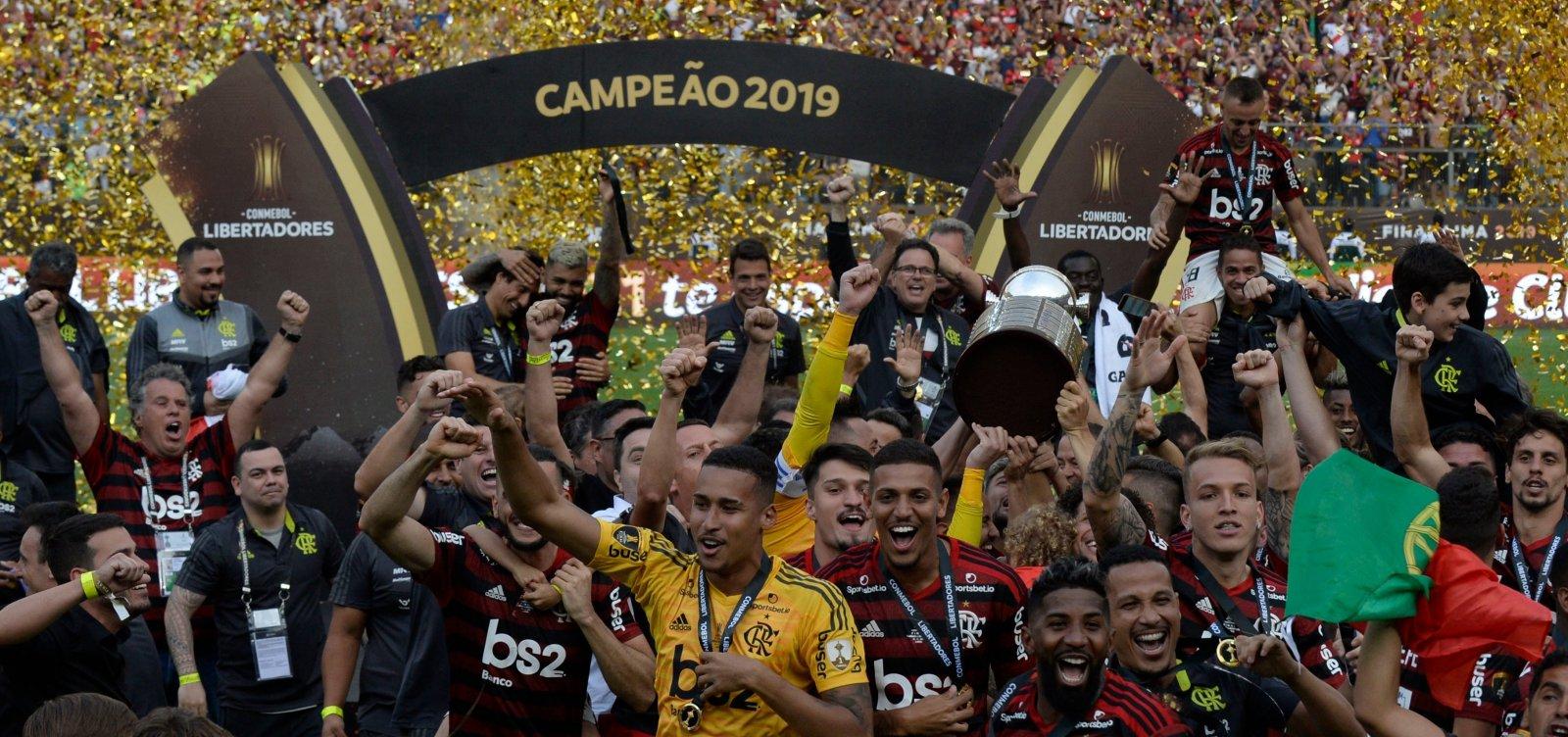 [Flamengo sagra-se campeão do Brasileirão 2019]
