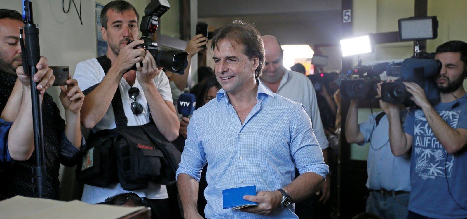 [Com votação acirrada, Corte Eleitoral do Uruguai adia anúncio denovo presidente]