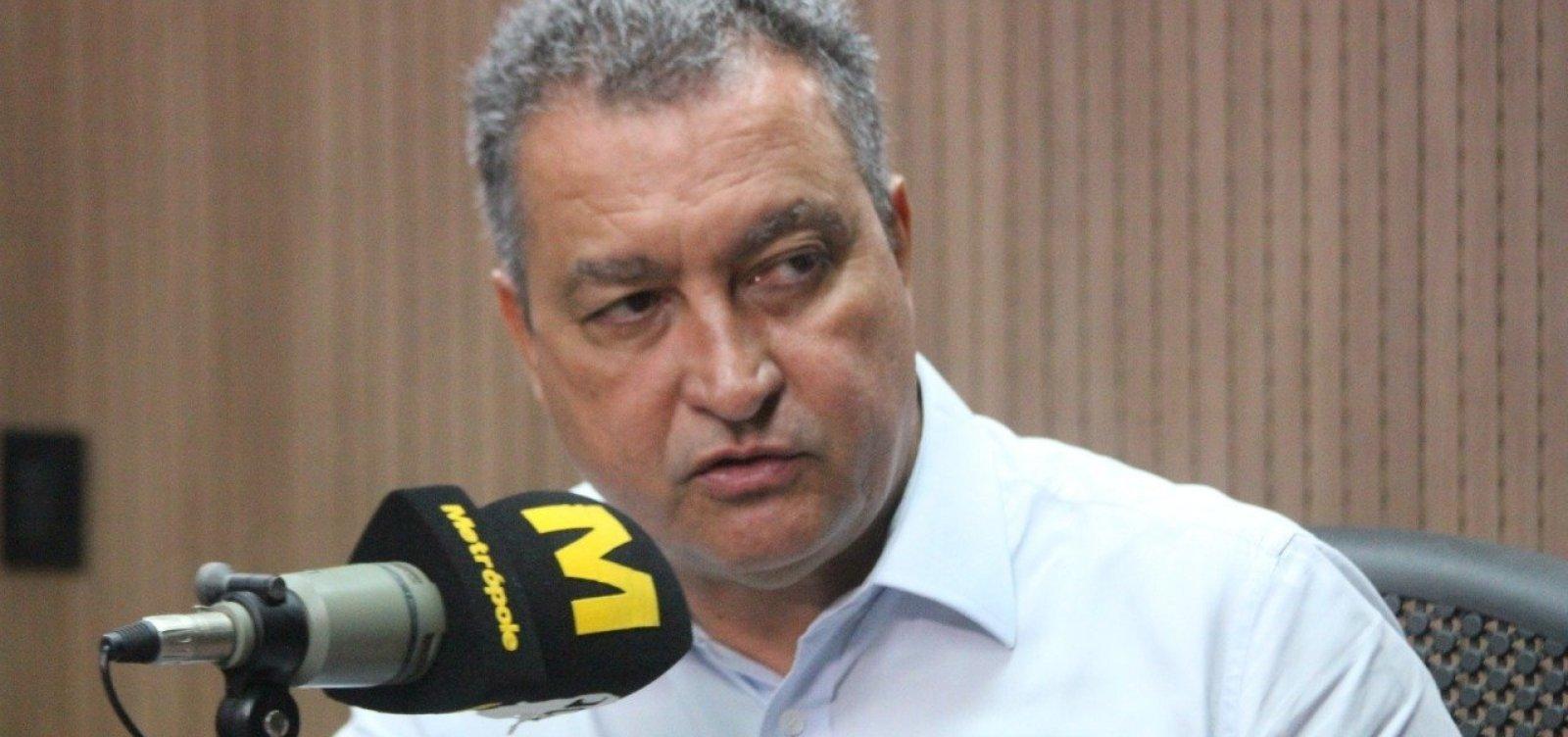 [Rui diz que consórcio NE terá sede com regiões Centro-Oeste e Norte em Brasília]