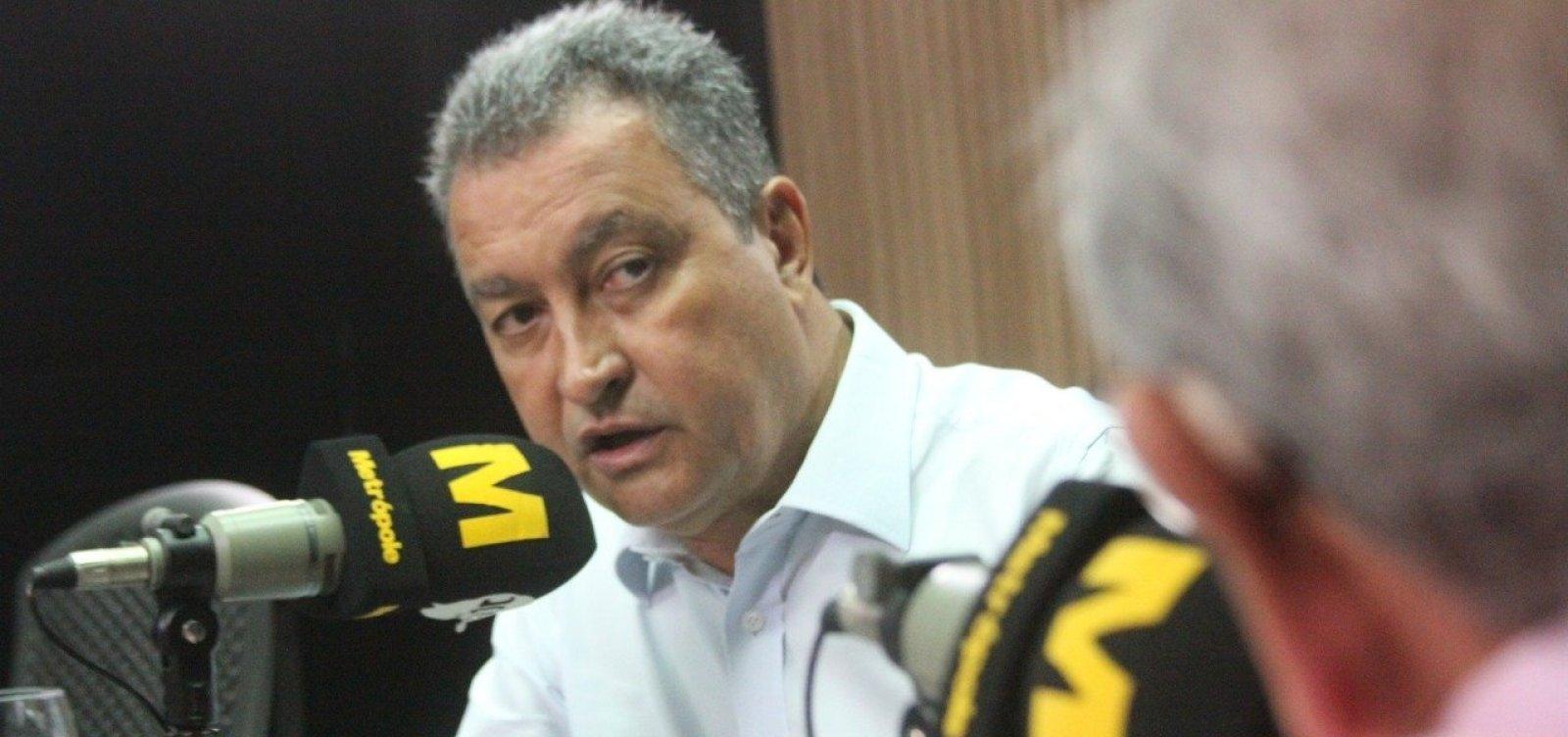 [Rui relata ter pedido a Dilma 'desapego' ao cargo antes de afastamento por impeachment]