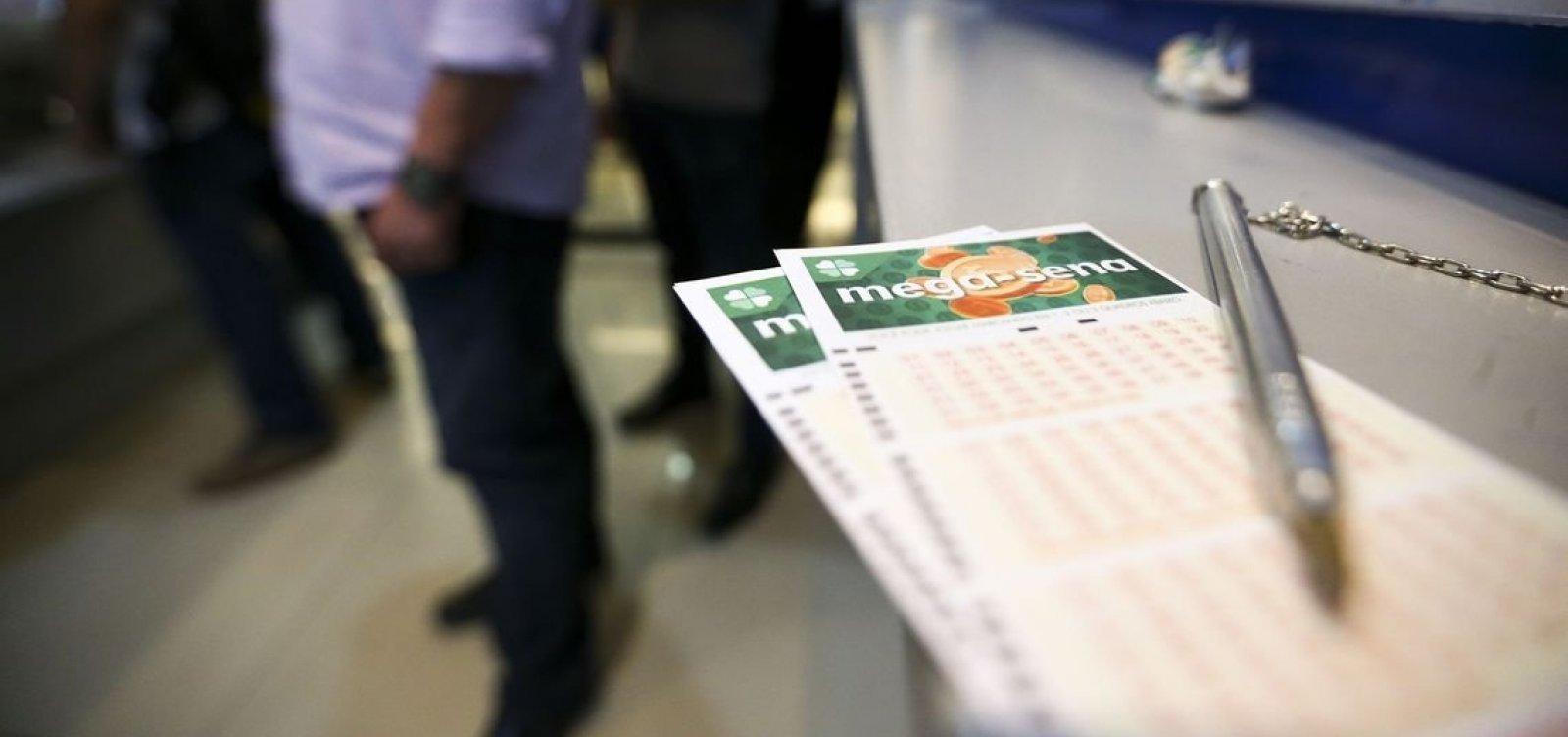 [Arrecadação com loterias aumenta 22,7% em 2019]