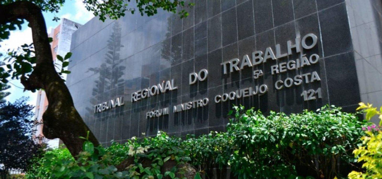 [TRT5 suspende expediente e prazos devido às chuvas em Salvador]