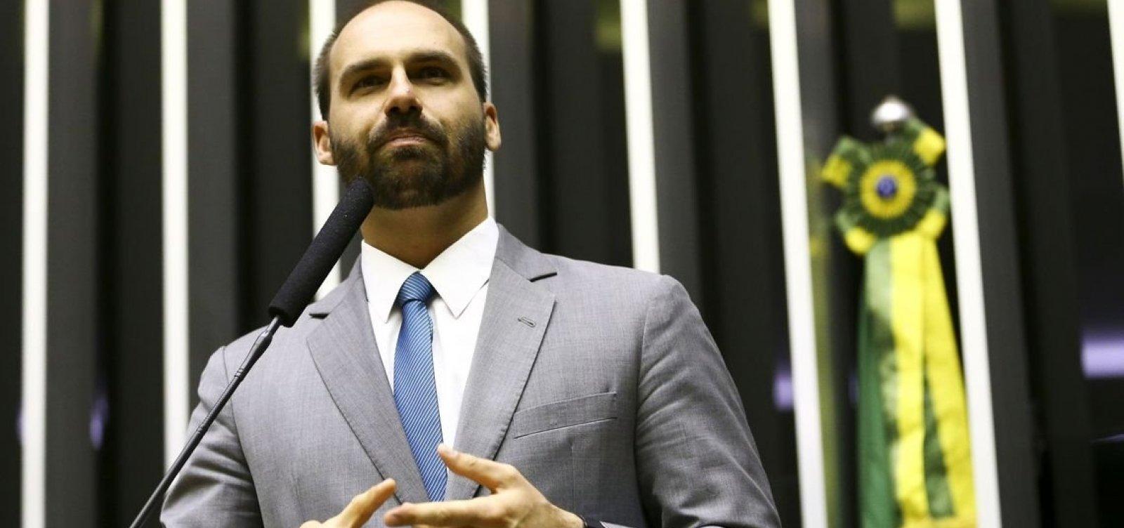 [Conselho de Ética abre processo contra Eduardo Bolsonaro por fala sobre AI-5]